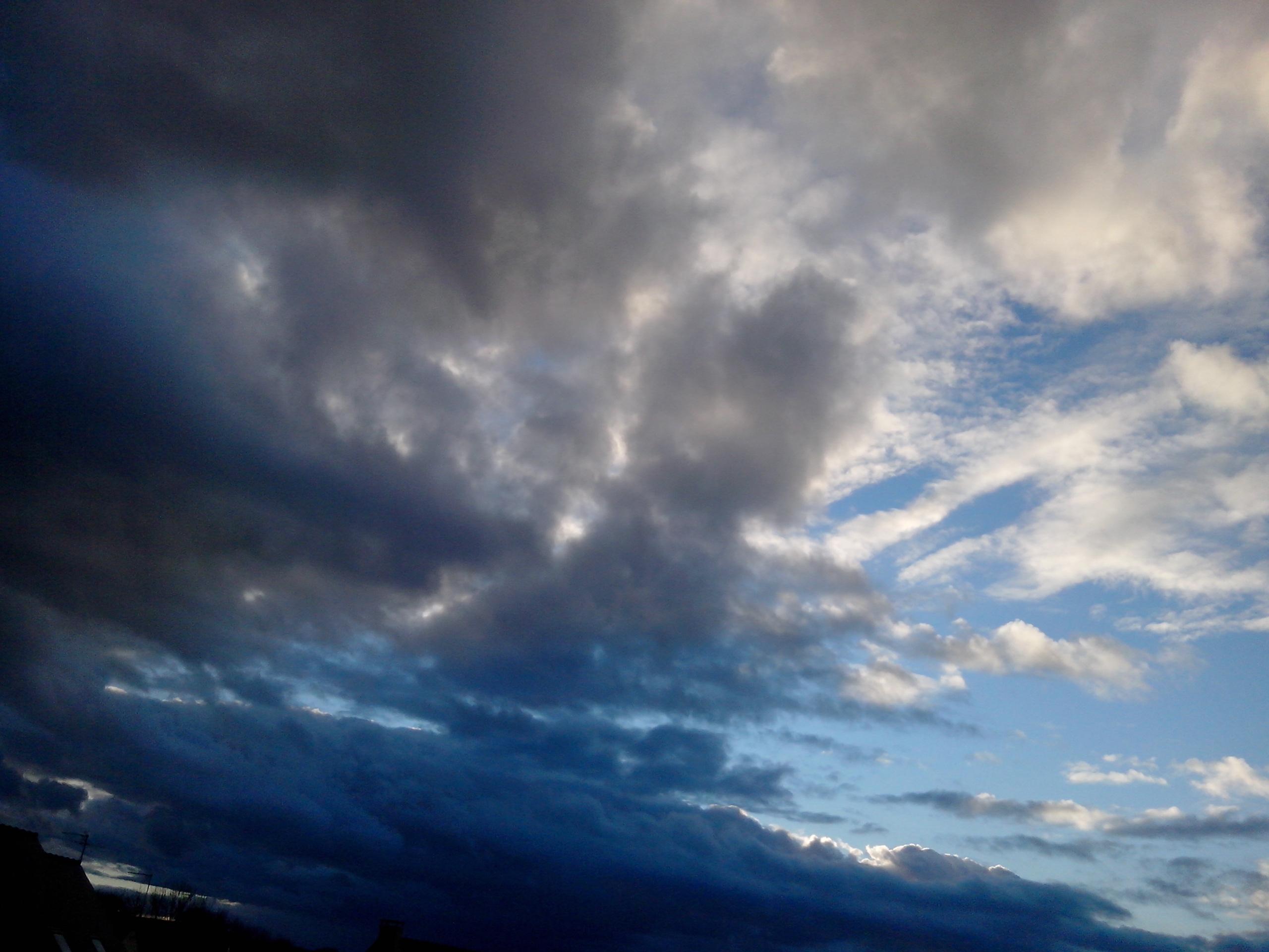 Trouble anxieux généralisé - regarder le ciel