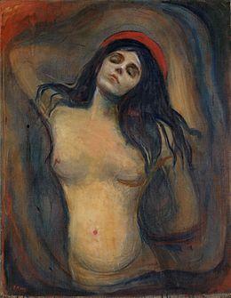 Madonne Munch