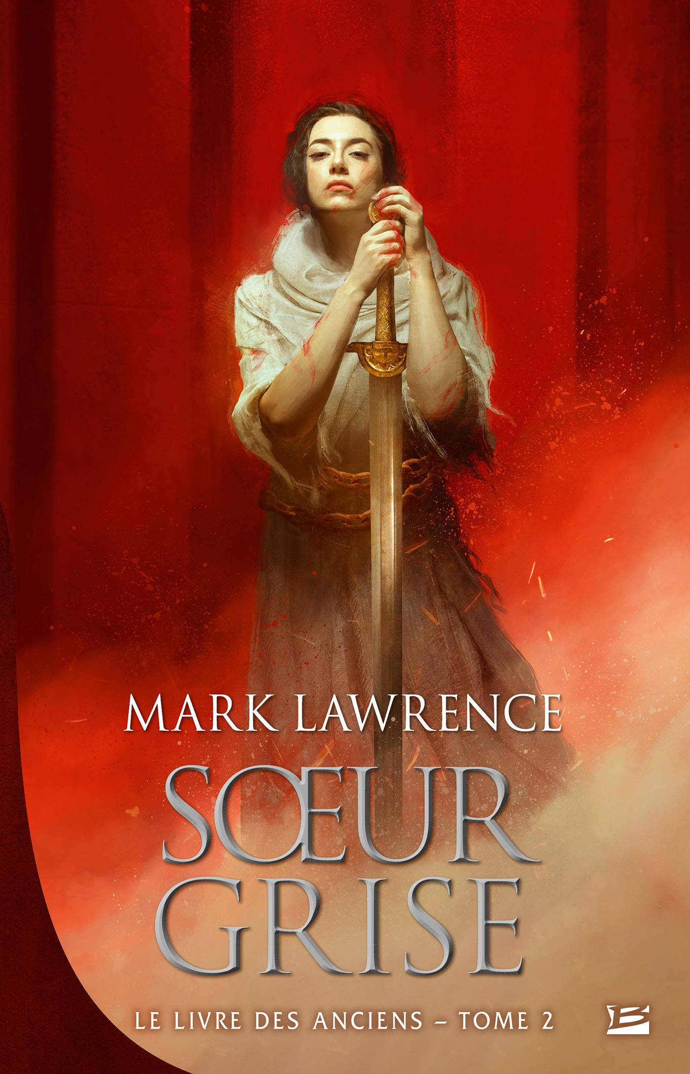mark lawrence soeur grise