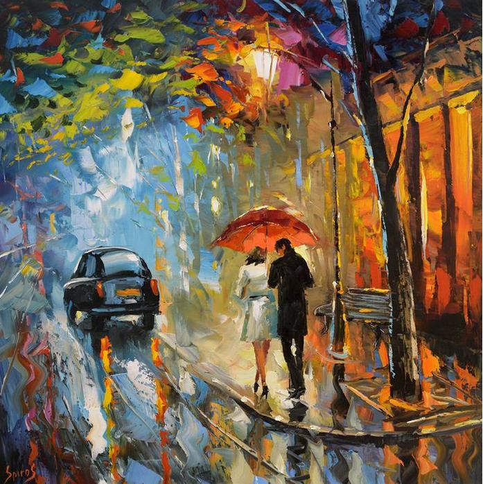Dmitry Spiros - September rain