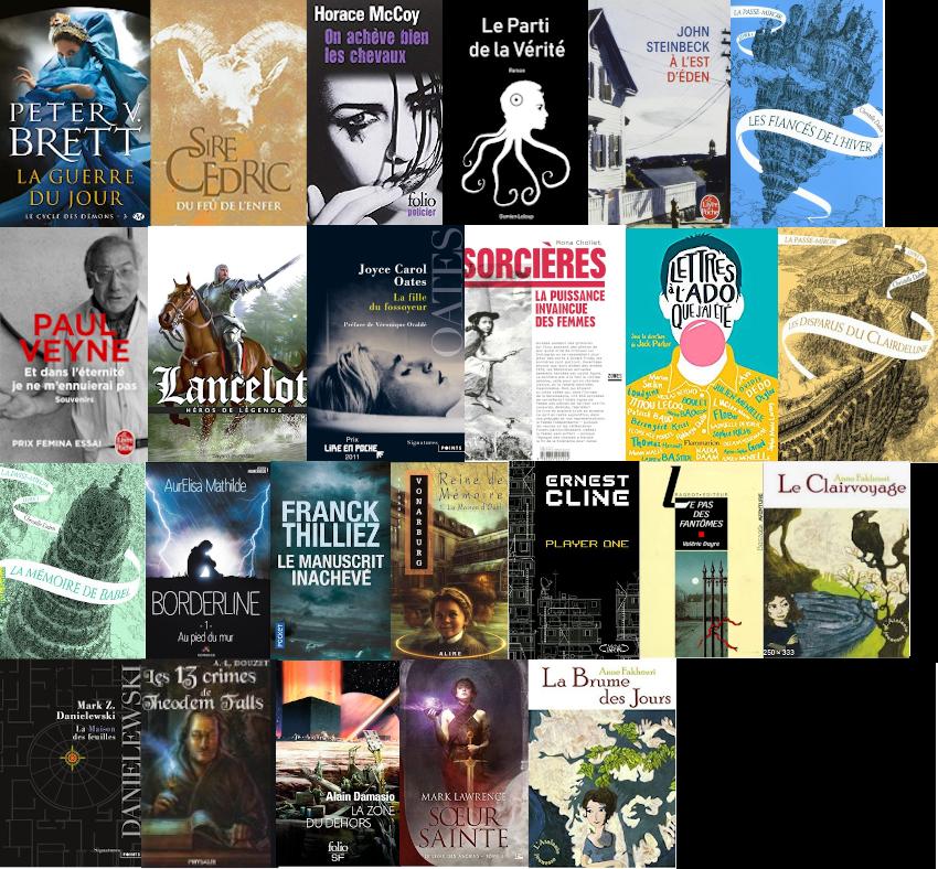 livres 2019