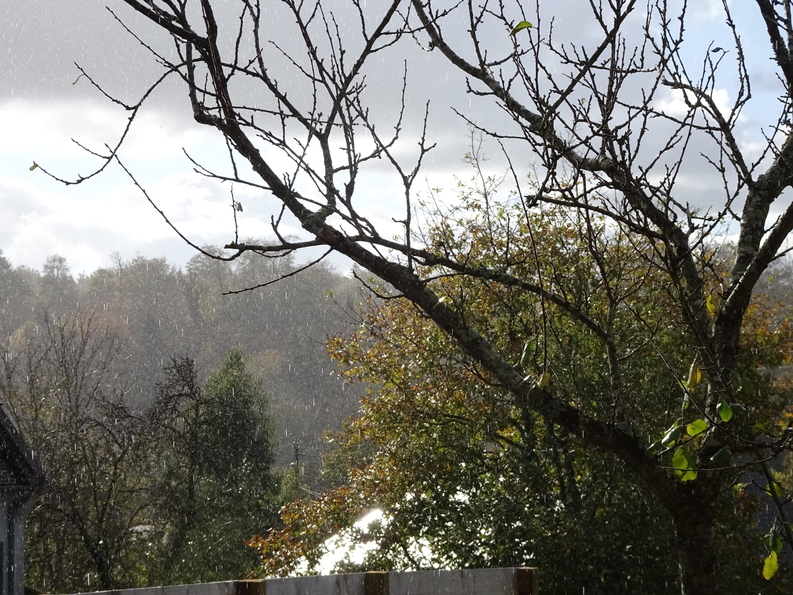 pluie et soleil en Côtes d'Armor